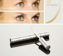 Cil-Glamour — это тонизирующее средство для стимулирования и усиления роста ресниц
